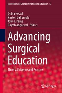 Advancing Surgical Education: Theory, Evidence and Practice (Repost)