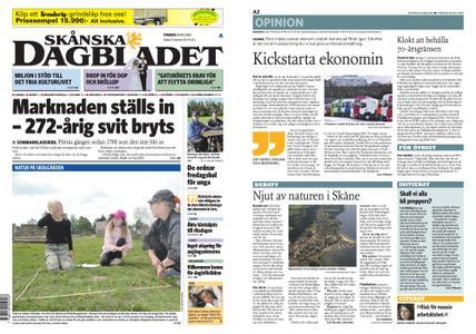 Skånska Dagbladet – 28 maj 2020