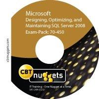 «CBT Nuggets Microsoft SQL Server 2008: Exam-Pack 70-450»