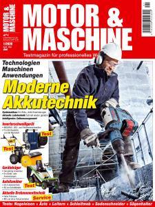 Motor & Maschine - April-Juni 2020