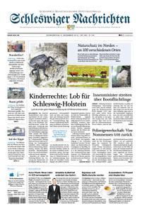 Schleswiger Nachrichten - 05. Dezember 2019