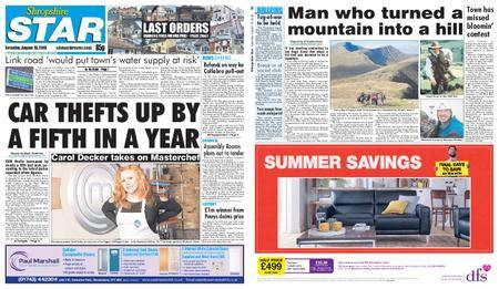 Shropshire Star Shrewsbury Edition – August 18, 2018