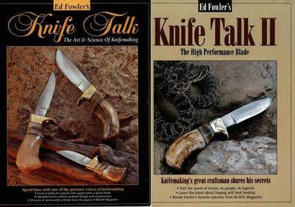"Ed Fowler, ""Knife Talk"", Vol. 1 & 2"