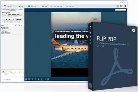 FlipBuilder Flip PDF 4.4.7.3 Multilingual