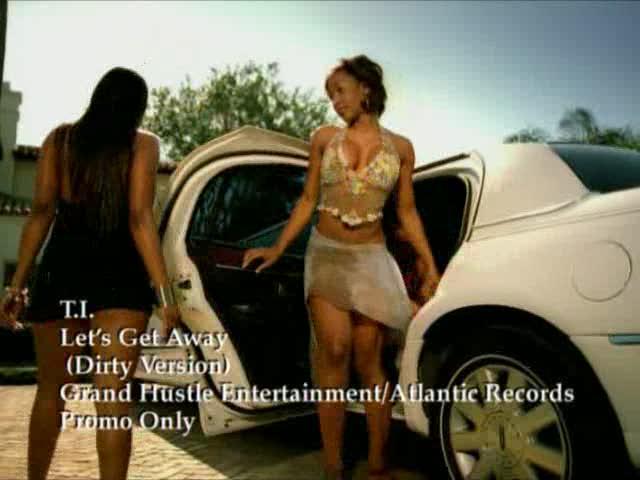 VideoClip T.I. - Let's Get Away