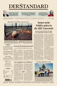 Der Standard – 28. August 2019