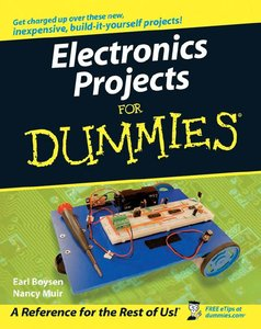 Electronics Projects For Dummies (Repost)