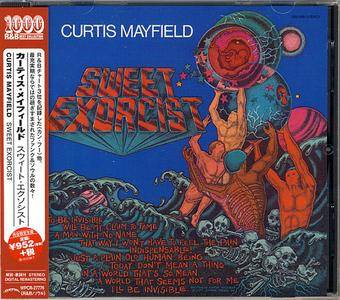 Curtis Mayfield - Sweet Exorcist (1974) Japanese Reissue 2014