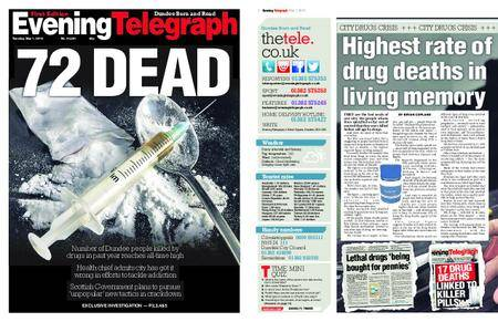 Evening Telegraph First Edition – May 01, 2018