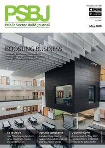 PSBJ/Public Sector Building Journal - May 2018
