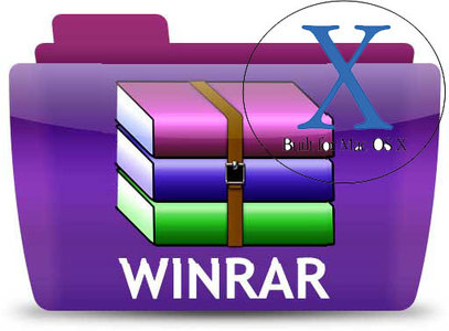 Winrar 5.21 OSX and Unrarx 2.8.5 MacOSX
