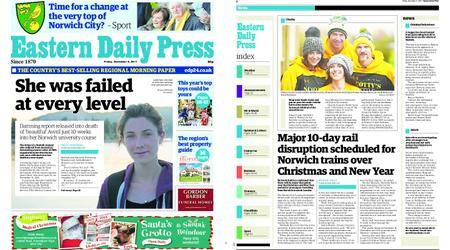 Eastern Daily Press – December 08, 2017