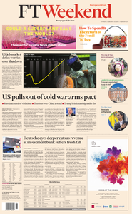 Financial Times Europe – 2 February 2019