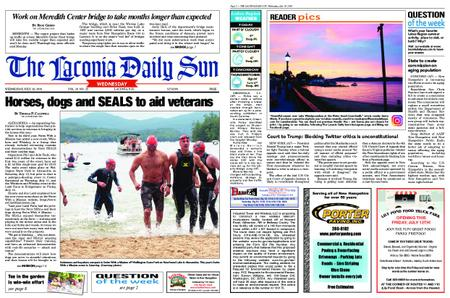 The Laconia Daily Sun – July 10, 2019