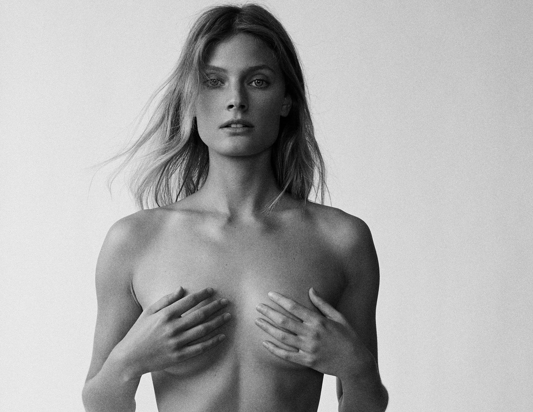 headed-girl-topless-fashion-model-free