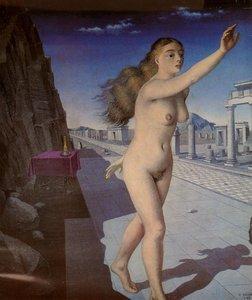 The Art of Paul Delvaux
