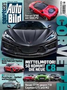 Auto Bild Sportscars – Juni 2019
