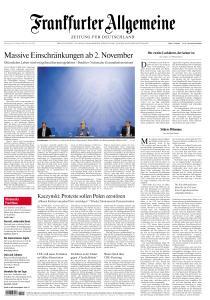 Frankfurter Allgemeine Zeitung - 29 Oktober 2020