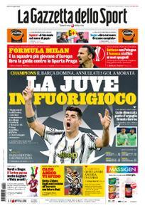 La Gazzetta dello Sport Bergamo – 29 ottobre 2020