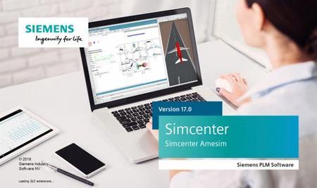 Siemens Simcenter Amesim 17.0 (Win64/Linux64)