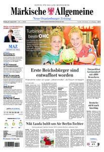 Neue Oranienburger Zeitung - 28. August 2017
