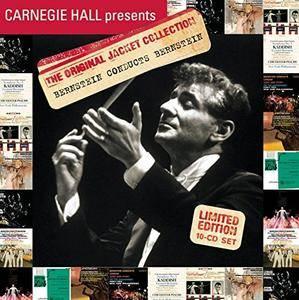 Leonard Bernstein - Bernstein Conducts Bernstein: The Original Jacket Collection (10CD) (2008)