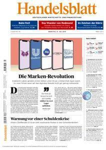 Handelsblatt - 31. Juli 2018