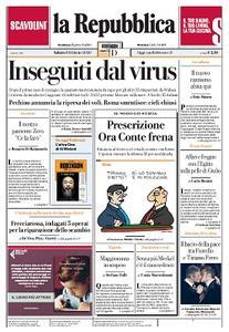 la Repubblica - 8 Febbraio 2020