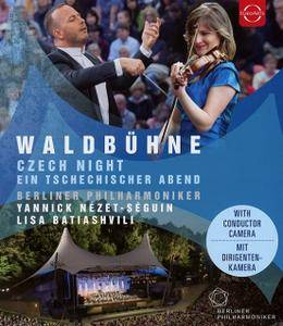 Yannick Nezet-Seguin, Berlin Philharmonic, Lisa Batiashvili - Waldbuhne 2016: Czech Night [Blu-Ray]
