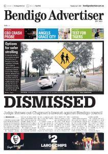 Bendigo Advertiser - July 31, 2018