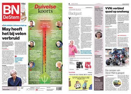 BN DeStem - Bergen op Zoom – 10 juli 2018