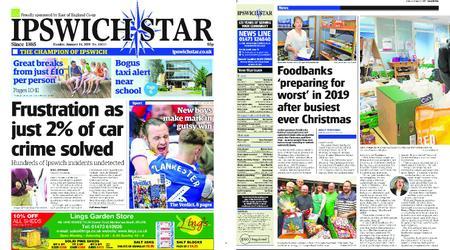 Ipswich Star – January 14, 2019