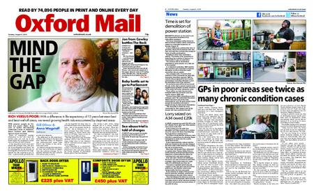 Oxford Mail – August 06, 2019