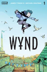 Wynd 001 2020 digital Son of Ultron