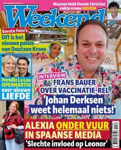 Weekend Netherlands – 08 september 2021