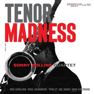 Sonny Rollins - Tenor Madness (1956) [Analogue Productions 2012] PS3 ISO + Hi-Res FLAC