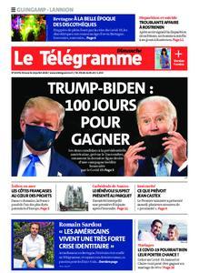 Le Télégramme Guingamp – 26 juillet 2020