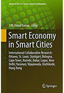 Smart Economy in Smart Cities: International Collaborative Research [Repost]