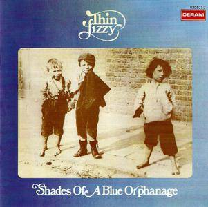 Thin Lizzy - Shades Of A Blue Orphanage (1972) {1993, Remastered}