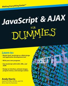 JavaScript and AJAX For Dummies (Dummies)