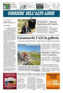 Corriere dell'Alto Adige - 30 Dicembre 2017