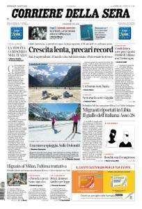 Corriere della Sera - 1 Agosto 2018
