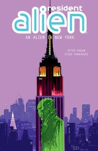 Resident Alien v05-An Alien in New York 2018 digital Son of Ultron