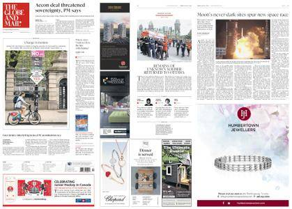 The Globe and Mail – May 25, 2018