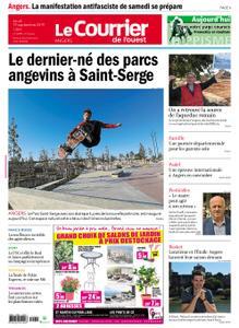 Le Courrier de l'Ouest Angers – 19 septembre 2019