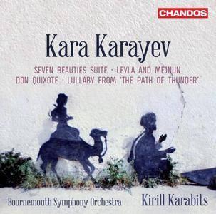 Bournemouth Symphony Orchestra & Kirill Karabits - Karayev: Orchestral Works (2017)