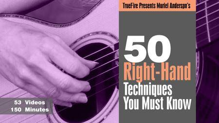 50 Right-Hand Techniques You Must Know [repost]