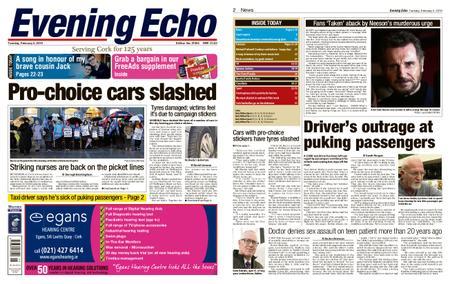 Evening Echo – February 05, 2019