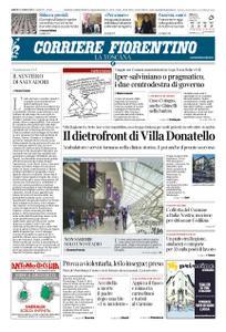 Corriere Fiorentino La Toscana – 13 luglio 2019