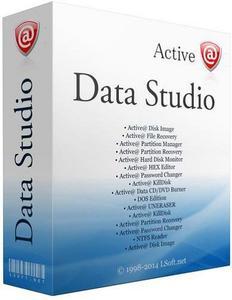 Active@ Data Studio 15.0.0 + WinPE